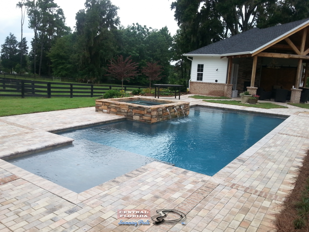 Central Florida Swimming Pools Inc Gallery Of Swimming Pools
