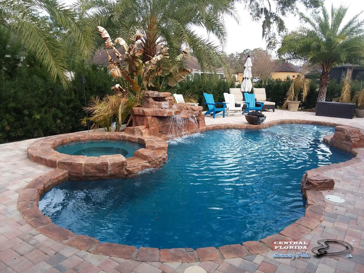 Central florida swimming pools inc gallery of swimming pools for Pool gallery